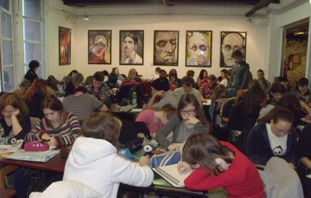 Manga rajziskola és workshop (Anatómia II.)