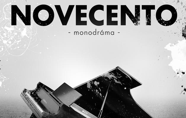 Alessandro Baricco: NOVECENTO – monodráma vaksötétben –