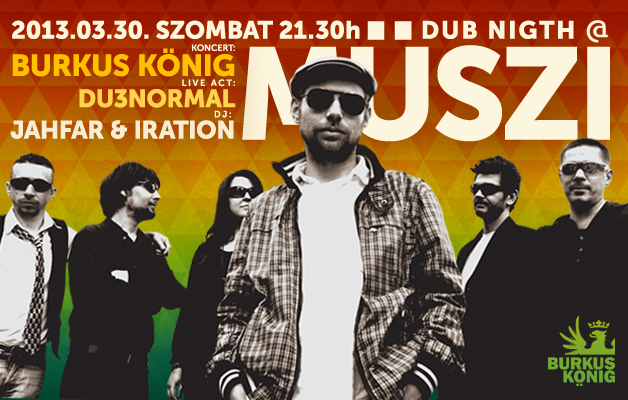 Burkus König, DU3Normal, Jahfar & Iration