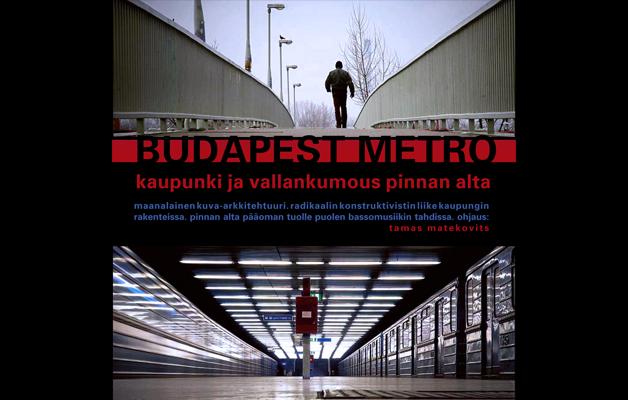 BUDAPEST METRO: dübörgő basszusok és konstruktivista ének a mélyből