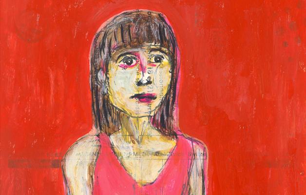 IDEGEN TOLLAKKAL ÉKESKEDŐ – Bullet Shih és Nanette Vinson kiállítása – vernissage