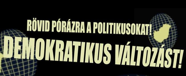 Demokratikus változást! vitapiknik vol2.