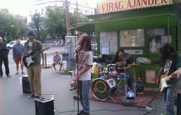 The Dream Ferry Band nyárzáró koncert