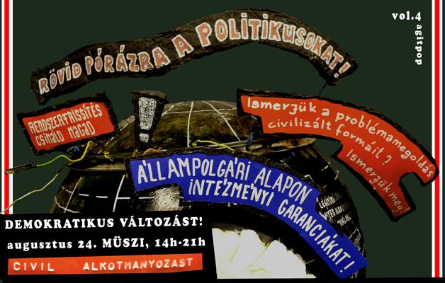 Demokratikus változást! vol. 4