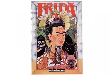 11.13. Filmvetítés: Frida, naturaleza viva