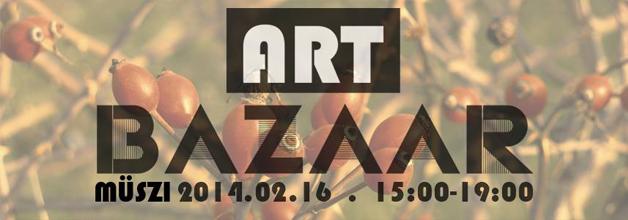 Art Bazaar – évadnyitó művészpiac!