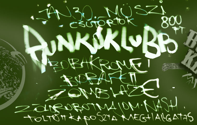 Bagolyköpet Invázió @ Bunkó Klub