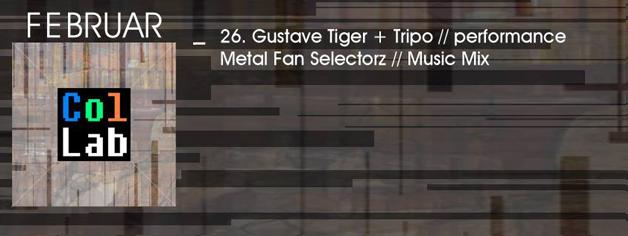 ColLab IV. // Gustave Tiger + Tripo Tripo Dávid | Metal Fan Selectorz