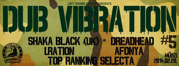DUB Vibration # 5
