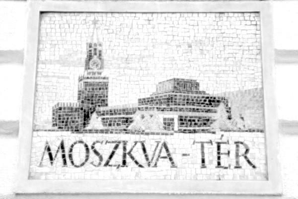 A Moszka tér nekünk a … | Kiállítás