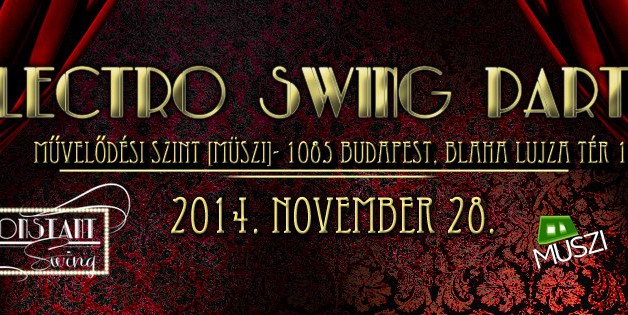 Electro Swing Party Nr.3 – ConstantSwing