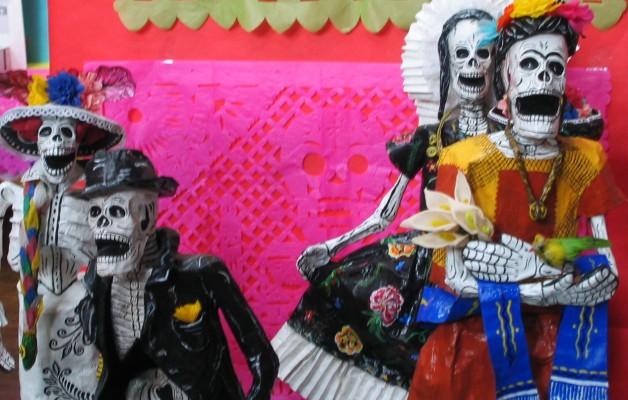 Mexikói halottak napi rendezvény