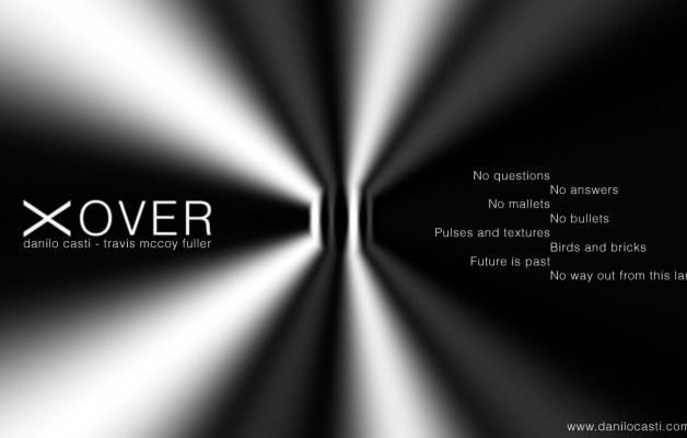 Xover – Electronic sound and visual performance.
