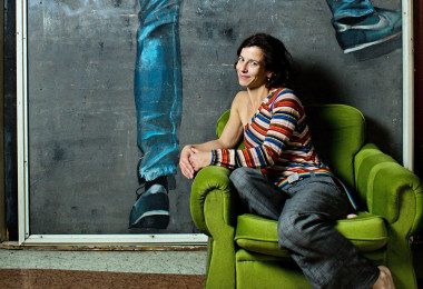 Bársony Júlia – a MÜSZI művészeti vezetője