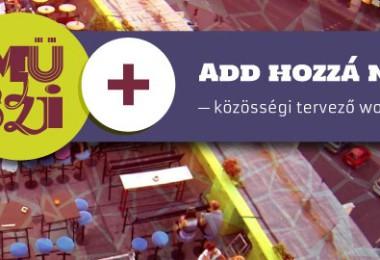 (Magyar) Müszi+ közösségi tervező workshop 4.0