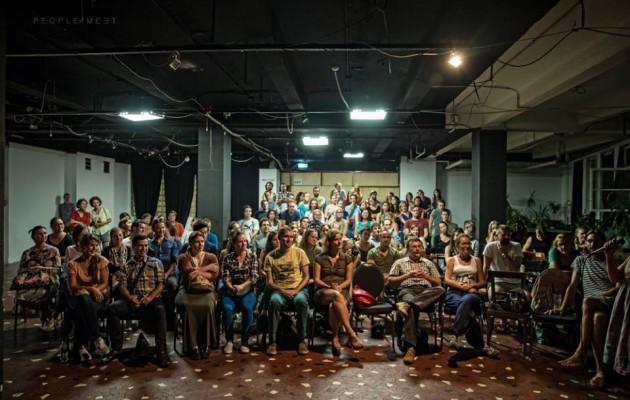 PeopleIMeet | 7 év alatt a Föld körül / vetítéses előadás fotóbeszámoló '16.09.08.