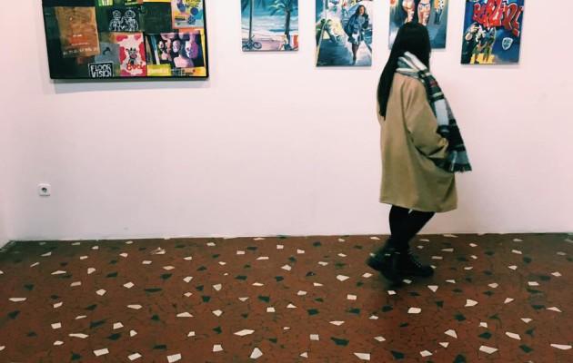 BARTR Budapest Art Residency Záró kiállítás / Final show