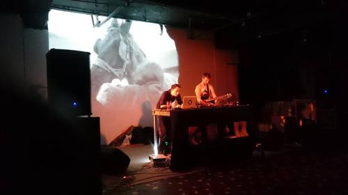 """""""A minimal technótól a performanszig // EXPERIWAVE live a MüSziben"""" – interjú Bársony Júliával, Bernáth Péterrel a Trafó House blogján"""