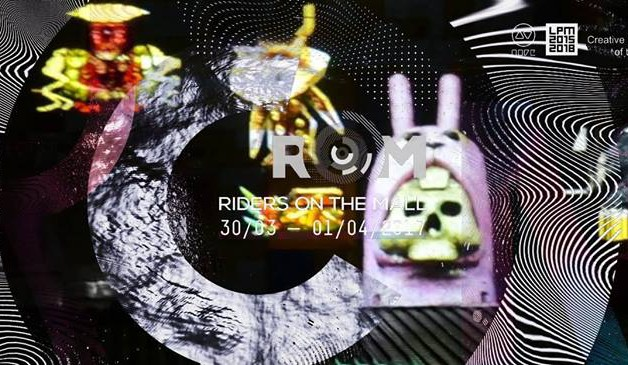 ▓░BYOB x ROM Festival 2017░▓ 2017.03.31. 18:30-23:00