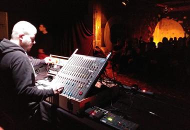 Fotók: Experiwave LIVE w/ Gryllus Ábris • Krisz Deak