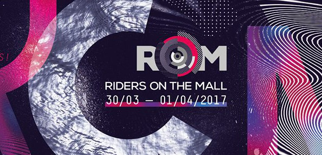▓░ SZOMBAT | SATURDAY 01 APR ░▓ ROM – Riders on the Mall / Festival 2.0 ░▓